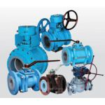 CAST IRON AND STEEL BALL VALVES FOR GAS AND WATER Polix